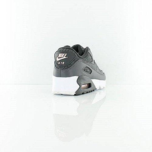 Nike - Fashion / Mode - Nike Air Max 90 Se Mesh (ps - Gris