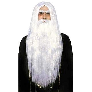Forum Novelties Merlin Wig and Beard Set