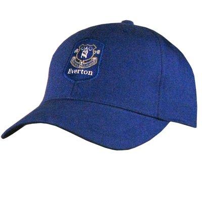Amazon.com   Royal Blue Everton Basic Baseball Cap   Sports Fan ... d63ca40e0bb