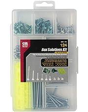 Gardner Bender BSK-100 124-Piece Outlet Box Installation Screw Kit