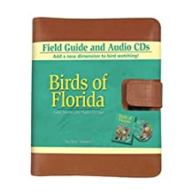 Birds of Florida Field Guide and Audio Set