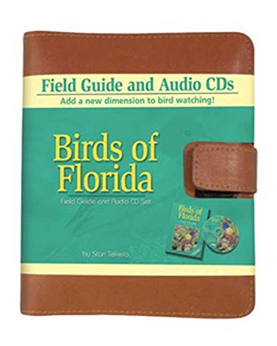Birds of Florida Field Guide and Audio Set (Bird Identification Guides)