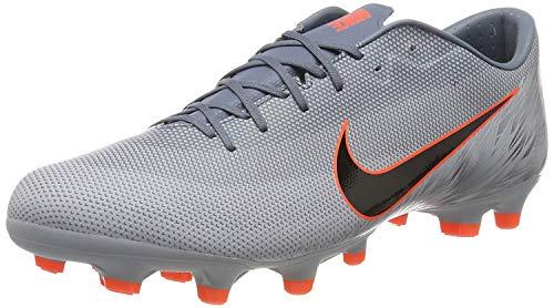 Nike Vapor 12 Academy MG Soccer Cleats (Armory Blue) (Men's 7/Women's 8.5) (Women Soccer Shoes Nike)