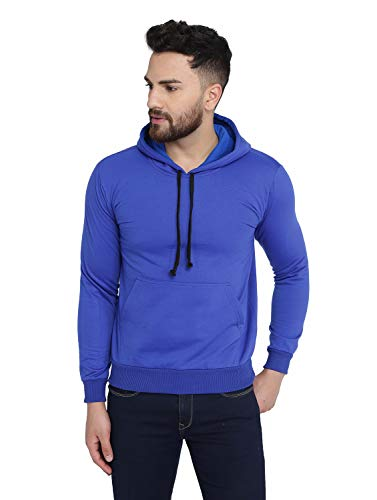 Rockhard Men #39;s Sweatshirt  Dark Blue_