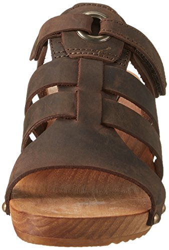 antique Oline Brown 78 Sandal Sanita Mules Femme Marron 6pXnqdv