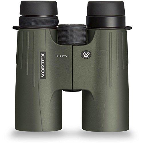 Vortex Optics Viper HD Binoculars 8x42Triangular Green-(135 mm, 147 mm, 685 g)