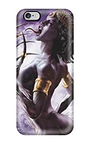 Durable Defender Case For Iphone 6 Plus Tpu Cover(dante's Inferno 2)