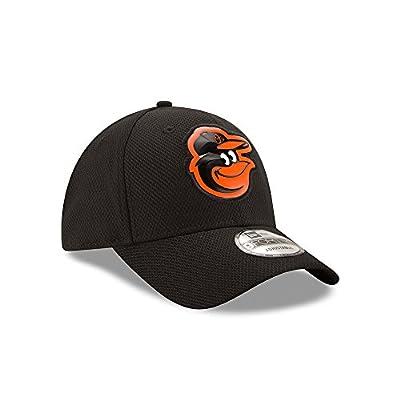 New Era Baltimore Orioles Bevel Team Adjustable Hat/Cap