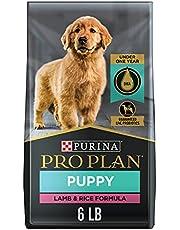 Purina Pro Plan Dry Dog Food, Focus, Puppy Lamb & Rice Formula, 6-Pound Bag, Pack of 1