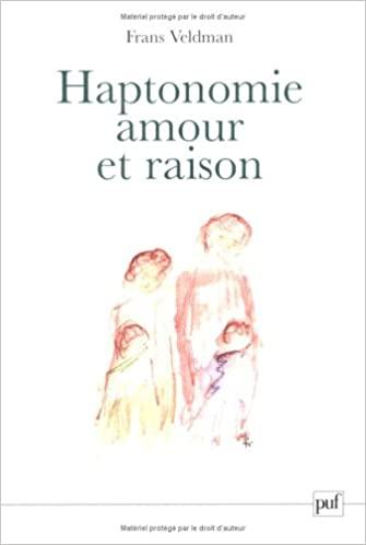 Téléchargement gratuit de livres électroniques pdf Haptonomie, amour et raison in French RTF by Frans Veldman