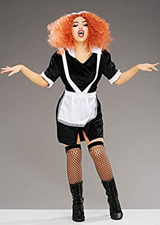716bb433b3da5 Image Unavailable. Image not available for. Colour: Rocky Horror Picture  Show Magenta Costume