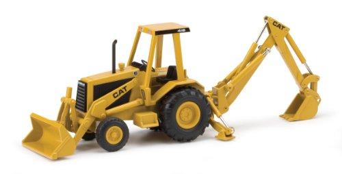 - Norscot Caterpillar 416 Backhoe Loader Die Cast Vehicle (1:32 Scale)