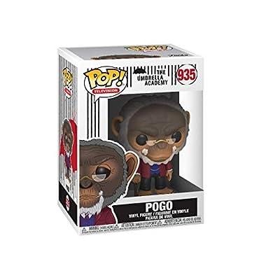 Funko Pop! TV: Umbrella Academy - Pogo: Toys & Games