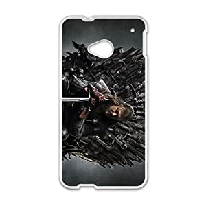 KORSE A Game of Thrones Design Personalized Fashion High Quality Phone Case For HTC M7