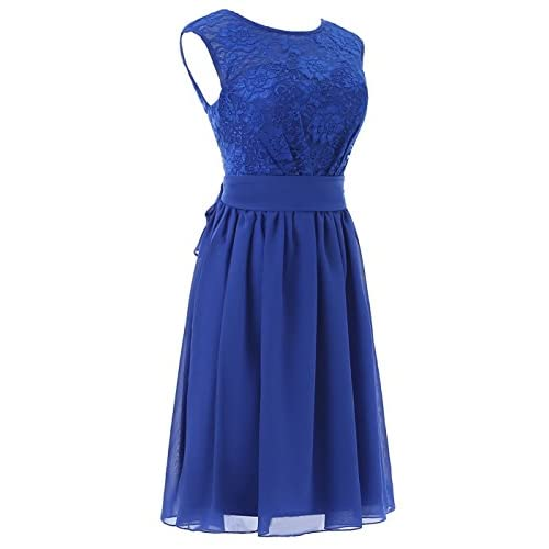 91ddc138285 cheap DYS Women s Short Bridesmaid Dress with Lace Prom Party Dresses