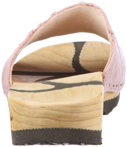 Chung Shi Wooccoli Nadine 3000230 - Sandalias de cuero para mujer Rosa