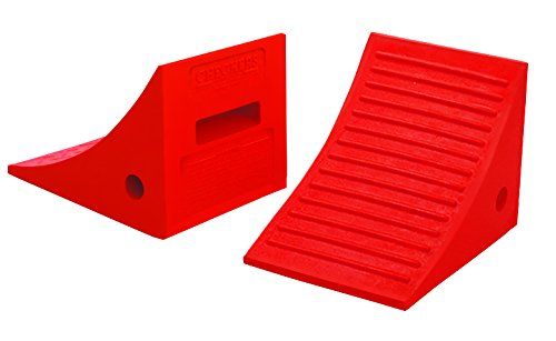 Checkers Industrial Safety Products UC1600-P Urethane Wheel Chock