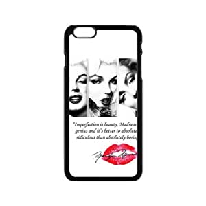 marilyn monroe quotes Phone Case for Iphone 6