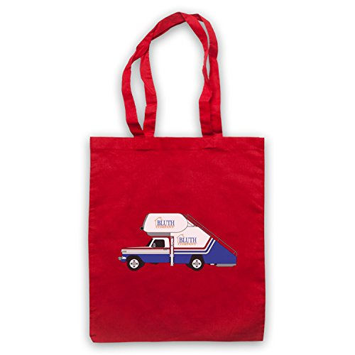 Apparel Stair Company Development Arrested Inspired by Tote Bluth Car Inspired Unofficial Red Bag d6OSqcWR