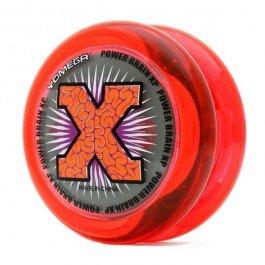 Power Brain XP Yo Yo Red and Clear By Yomega by Power Brain XP