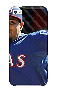 Hot 9185032K283411553 texas rangers MLB Sports & Colleges best iPhone 5c cases