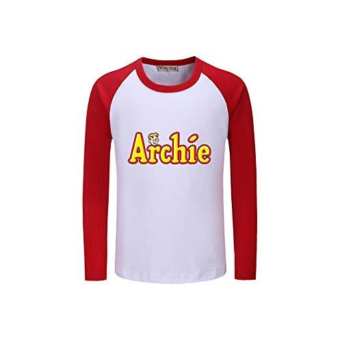 shirt Et Été T Femmes Fit En Printemps Red10 Imprimées Casual Slim Pour Gogofuture Longue Manche Loose Riverdale Hommes qafHtP