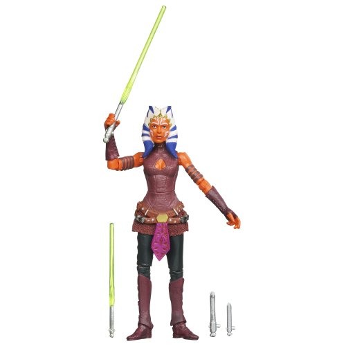 with Ahsoka Tano Action Figures design