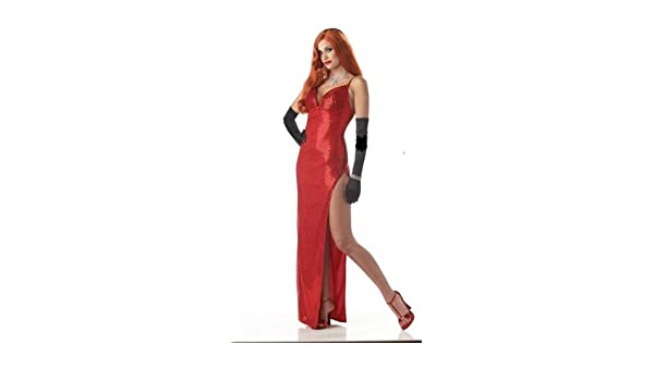 Amazon.com : Women Adult Jessica Rabbit Dress Costume 013 : Beauty Products : Beauty