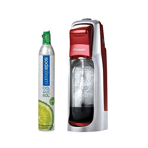 SodaStream Jet Starter Kit, (Syrup 500 Ml Diet)