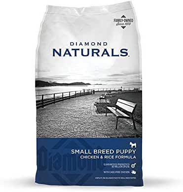 Dog Food: Diamond Naturals Puppy Small Breed