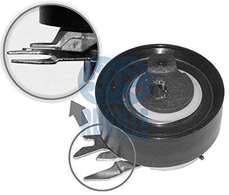 Airtex tp-0035 Polea Tensor, correa de distribución: Amazon.es: Coche y moto