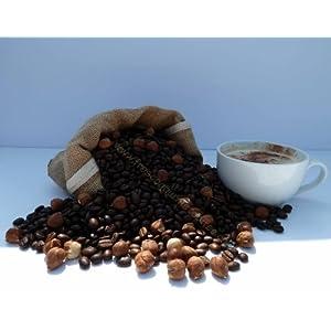 Caffè aromatizzato alla nocciola e al cappuccino 100 g