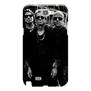 Samsung Galaxy Note 2 RxT24011qgwq Provide Private Custom Attractive Metallica Pattern Excellent Hard Cell-phone Case -JamieBratt