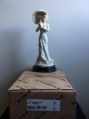 Giuseppe Armani Figurine Flower Dress 0530F