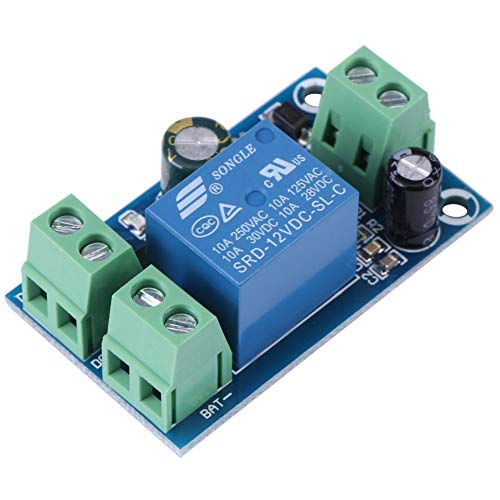 ply Controller Automatic Switch Module Emergency Backup Battery Switching for Incubator Laptop Network ()