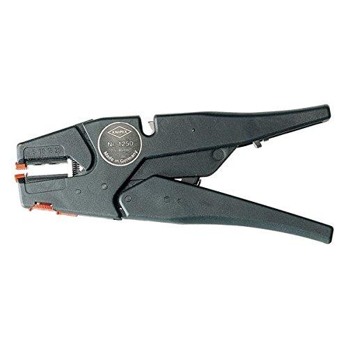 KNIPEX(クニペックス)1250-200 ワイヤーストリッパー スポーツ レジャー DIY 工具 その他のDIY 工具 top1-ds-1849721-ak [簡易パッケージ品] B071R9MWCT