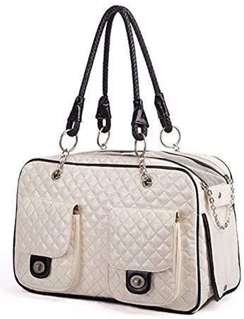 BETOP HOUSE Soft-Sided Pet Carrier Purse for Travel