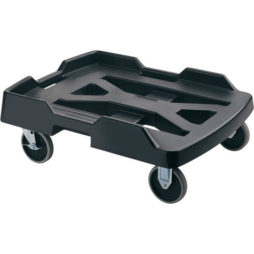 Rubbermaid Commercial Products FG9F1900BLA PROSERVE Insulated Food Service Pan Carrier, Accessory, Carrier Dolly, Black by Rubbermaid Commercial Products