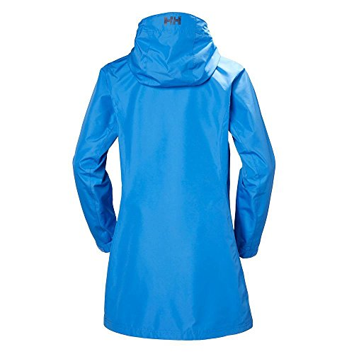 Blu W Belfast Hansen Water Long Helly Jacket X0507