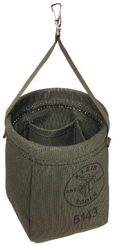 Canvas Tapered-Bottom Bag Klein Tools 5143