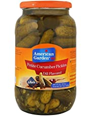 American Garden Petite Cucumber Dill Flavored Pickle, 907 g