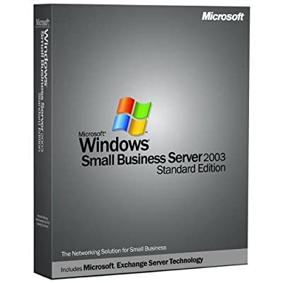 Microsoft Windows Small Business Server Standard 2003 R2 5 Client