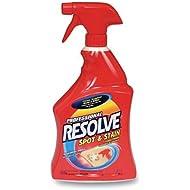 Best Resolve Stain Carpet Cleaner Bottles