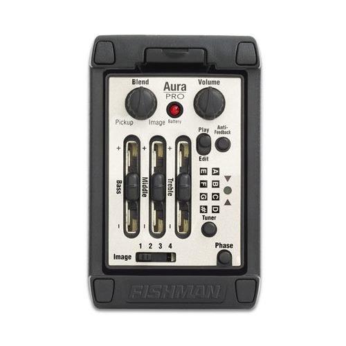 (Fishman Aura Pro Pickup System, Wide Format)