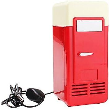 PC USB mini-nevera de refrigeración: Amazon.es: Electrónica