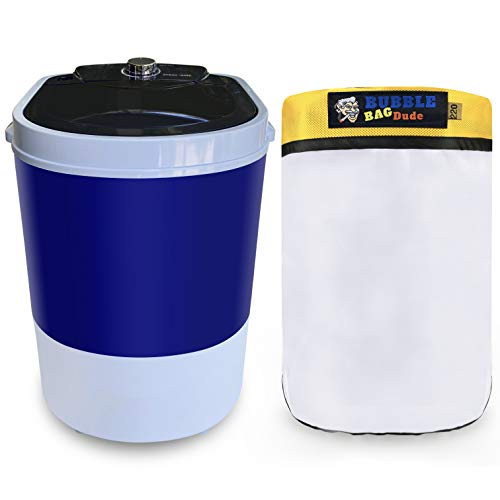BUBBLEBAGDUDE Bubble Bags Machine 5 Gallon Mini Washer Herbal Ice...