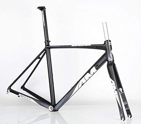 Am R5000 - Marco para bicicleta de carretera (700 C, aluminio), color mate, color Black Grey, tamaño 700Cx 480mm: Amazon.es: Deportes y aire libre