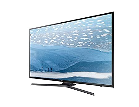 Samsung Ue43ku6050 43 4k Ultra Hd Smart Tv Wi Fi Black Amazonco