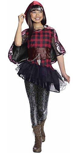 Ever After High Cerise Hood Costume Dress