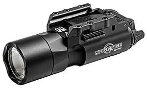SureFire X300 Ultra LED Handgun or Long Gun WeaponLight with Rail-Lock Mount, Black